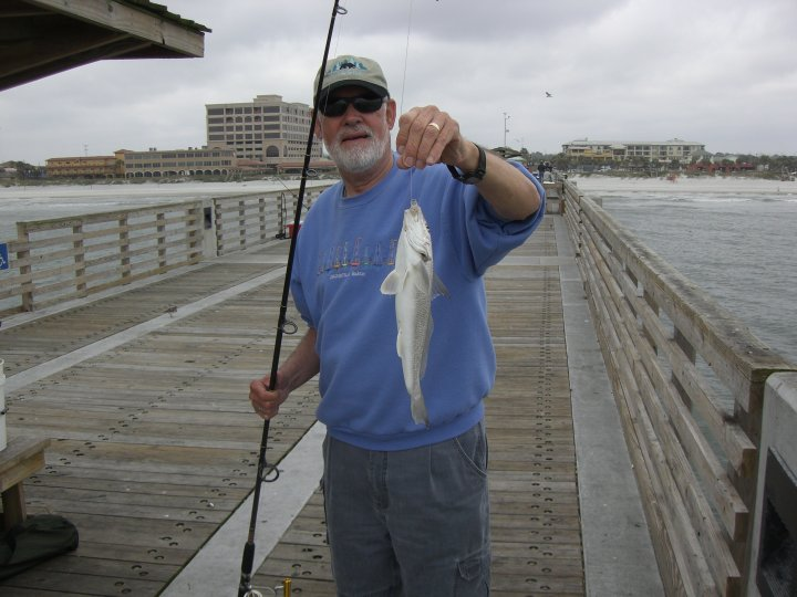 Bo 39 s personal page for Jacksonville fishing pier